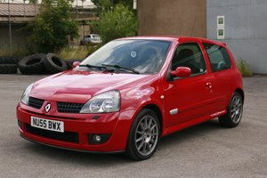 2005 Renault Clio 182 RS TROPHY For Sale