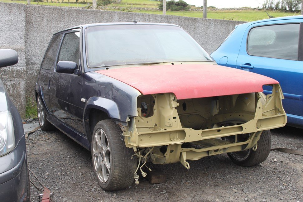 1986 Renault 5 GT Turbo For Sale (picture 1 of 6)