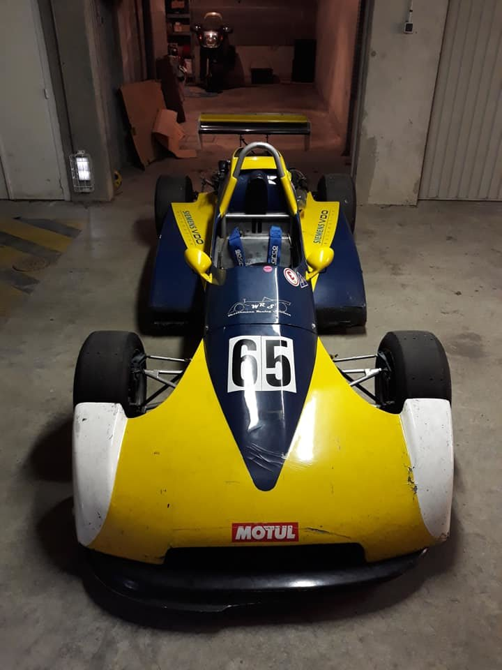 1986 Martini MK48 Formula Renault Turbo For Sale (picture 1 of 3)