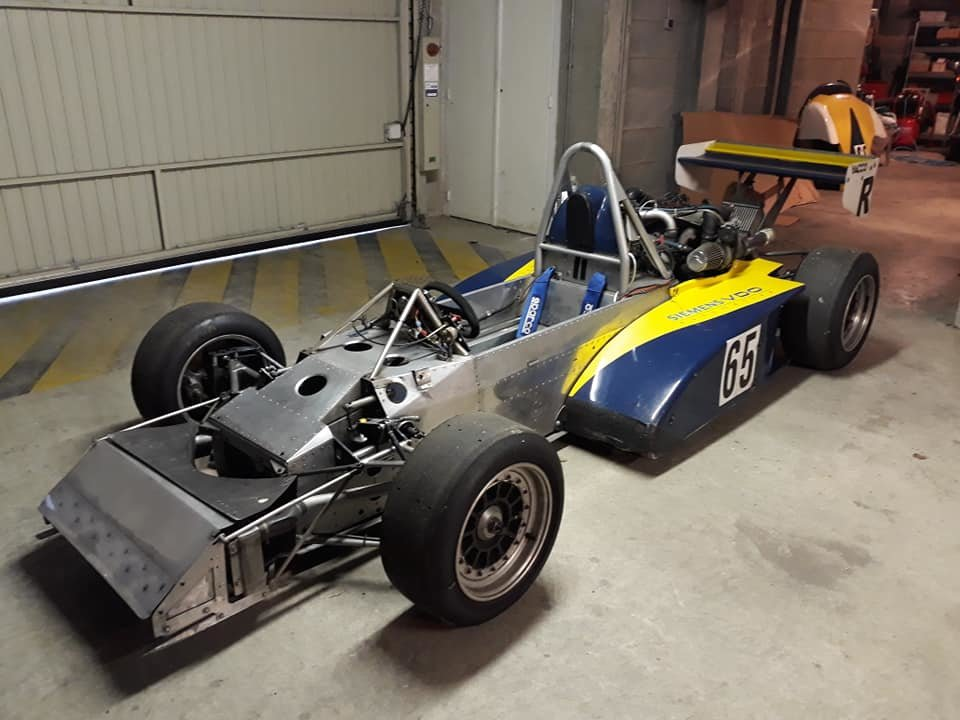 1986 Martini MK48 Formula Renault Turbo For Sale (picture 2 of 3)