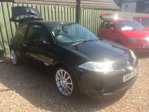 2007 Renualt megane 2.0 turbo sport 225 bhp 3 door For Sale