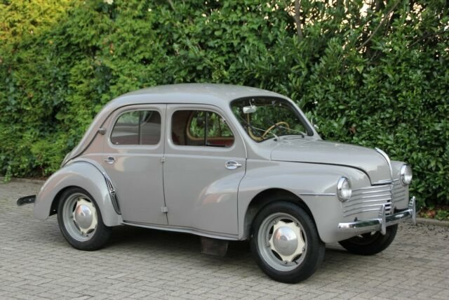 Renault 4CV, 1954 SOLD (picture 1 of 6)