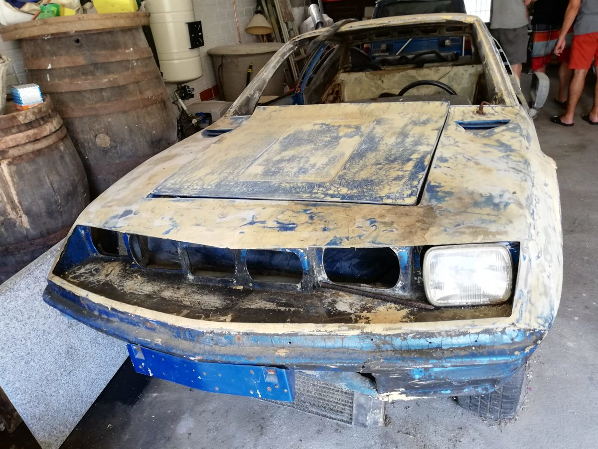 1974 Renault Alpine A310 - 4 cylinder, to restore LHD For Sale (picture 1 of 5)