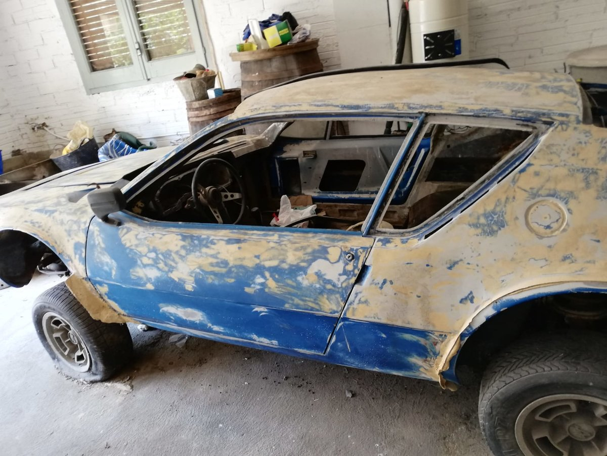 1974 Renault Alpine A310 - 4 cylinder, to restore LHD For Sale (picture 2 of 5)
