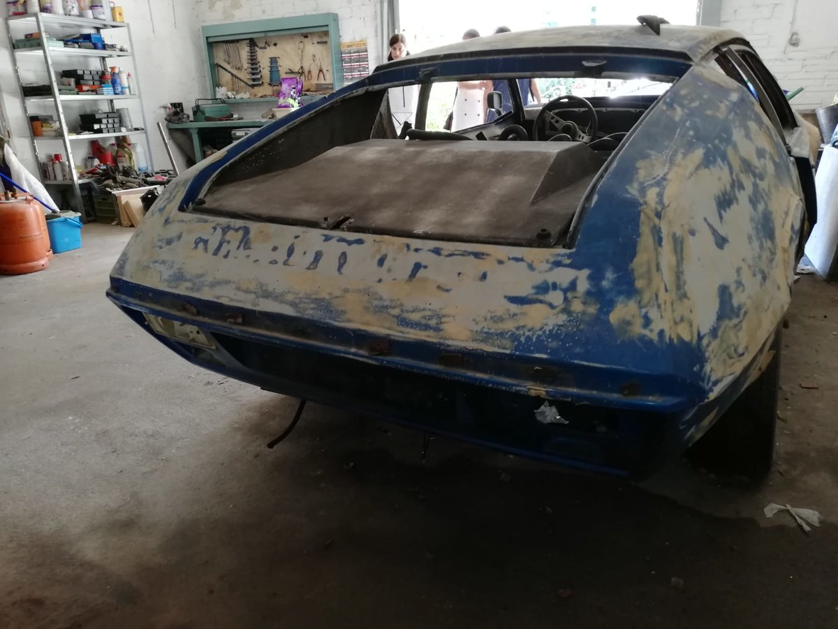 1974 Renault Alpine A310 - 4 cylinder, to restore LHD For Sale (picture 3 of 5)