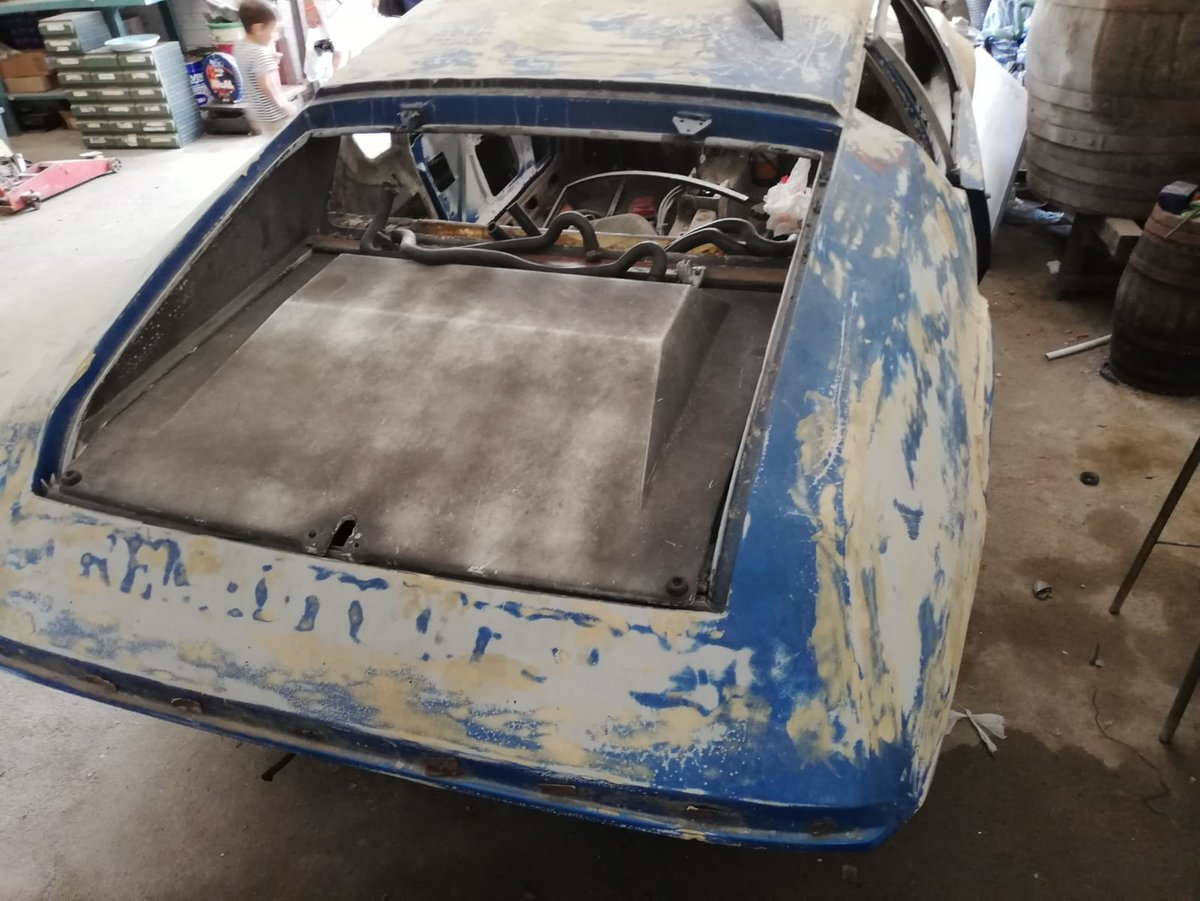 1974 Renault Alpine A310 - 4 cylinder, to restore LHD For Sale (picture 4 of 5)