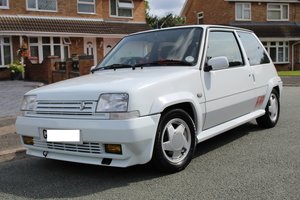 Renault 5 gt turbo (1990) For Sale