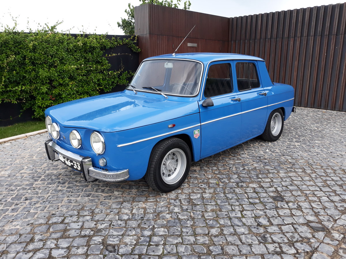1971 Renault 8 S For Sale (picture 1 of 6)
