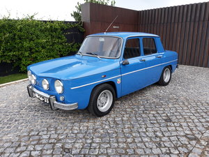 1971 Renault 8 S