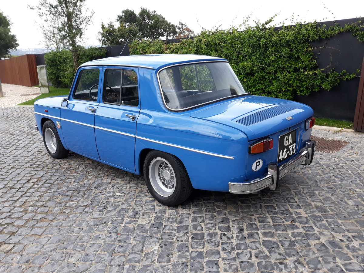 1971 Renault 8 S For Sale (picture 3 of 6)