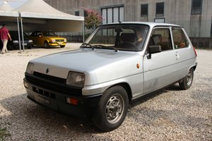 1982 Renault 5 TS