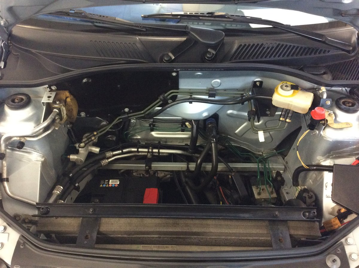 2002 Renault Clio v6 For Sale (picture 4 of 6)