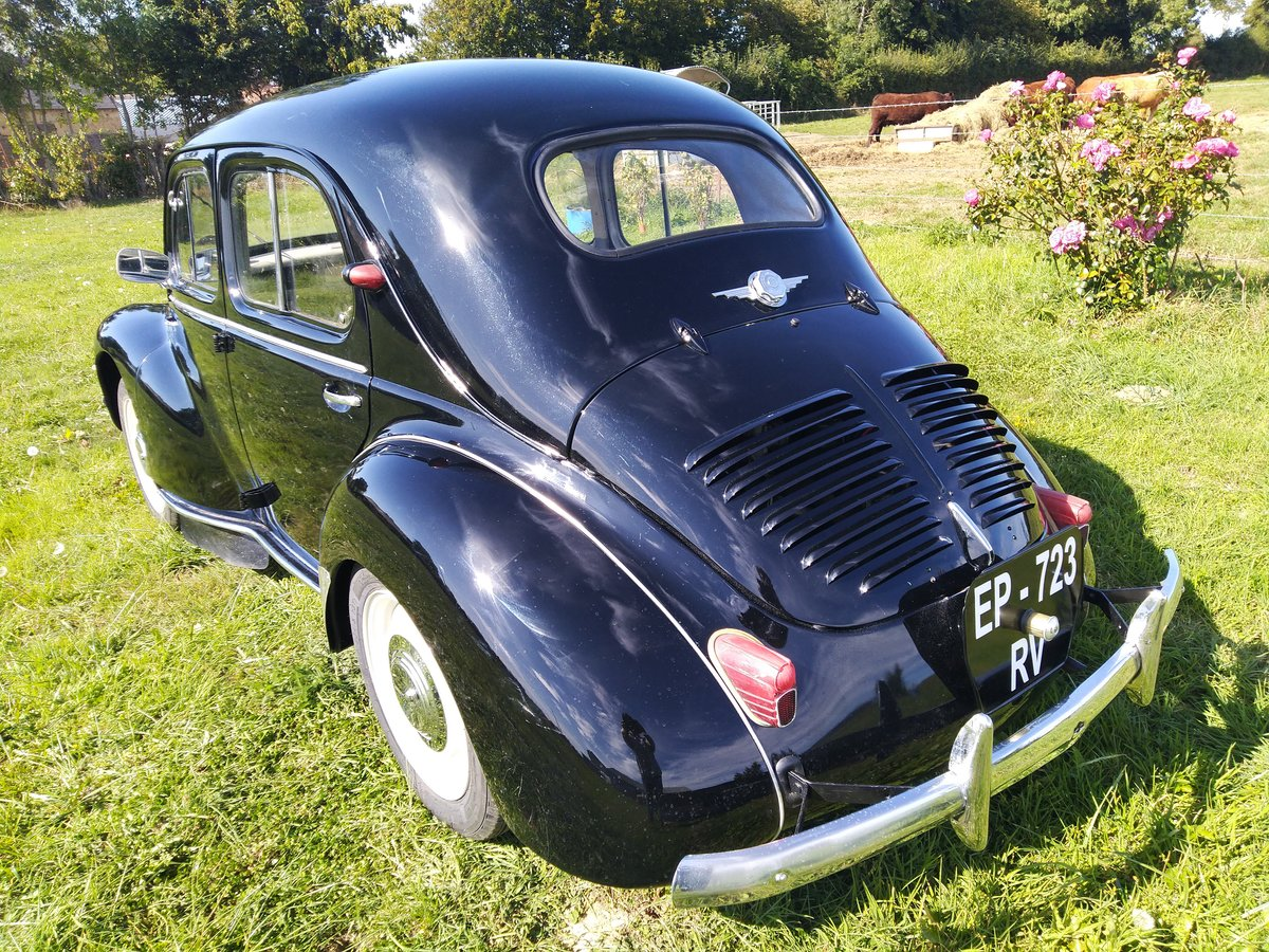 1958 Renault 4CV. RHD. For Sale (picture 3 of 6)