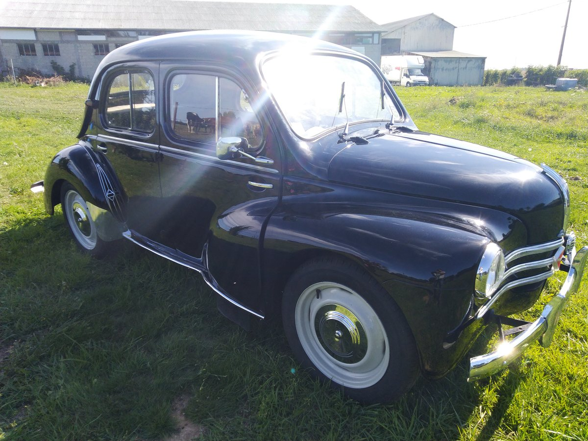 1958 Renault 4CV. RHD. For Sale (picture 4 of 6)
