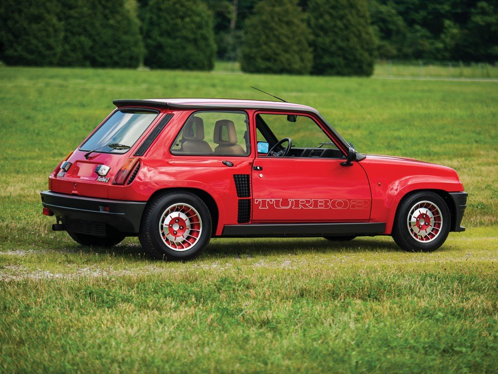 1985 Renault 5 Turbo 2  For Sale by Auction (picture 2 of 6)