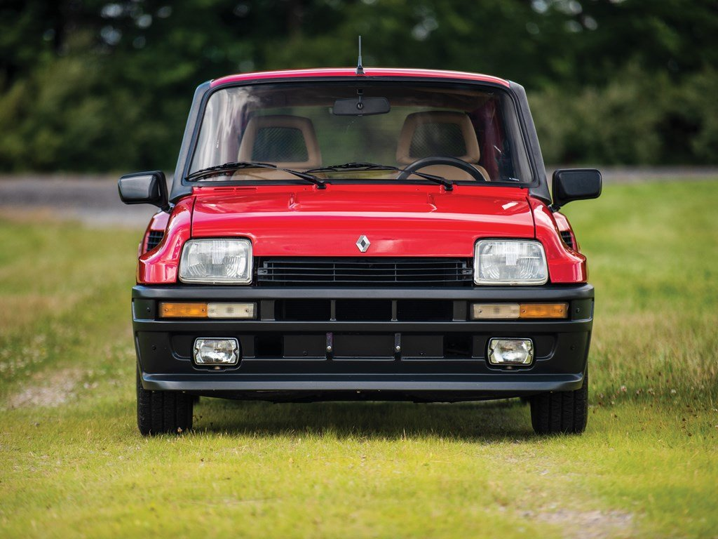 1985 Renault 5 Turbo 2  For Sale by Auction (picture 6 of 6)
