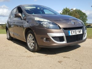 2010 Renault Scenic 1.5 DCi Priviledge  For Sale