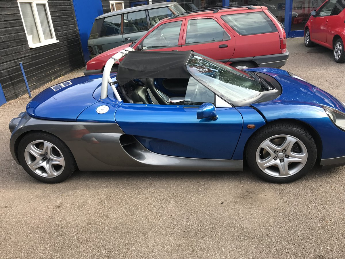 1997 Renault Sport Spider For Sale (picture 5 of 6)