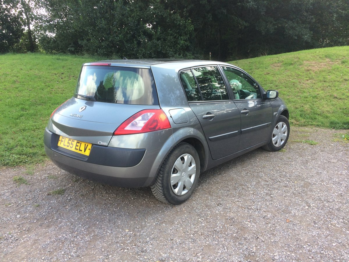 2005 Megane 1.5 dci   For Sale (picture 1 of 5)