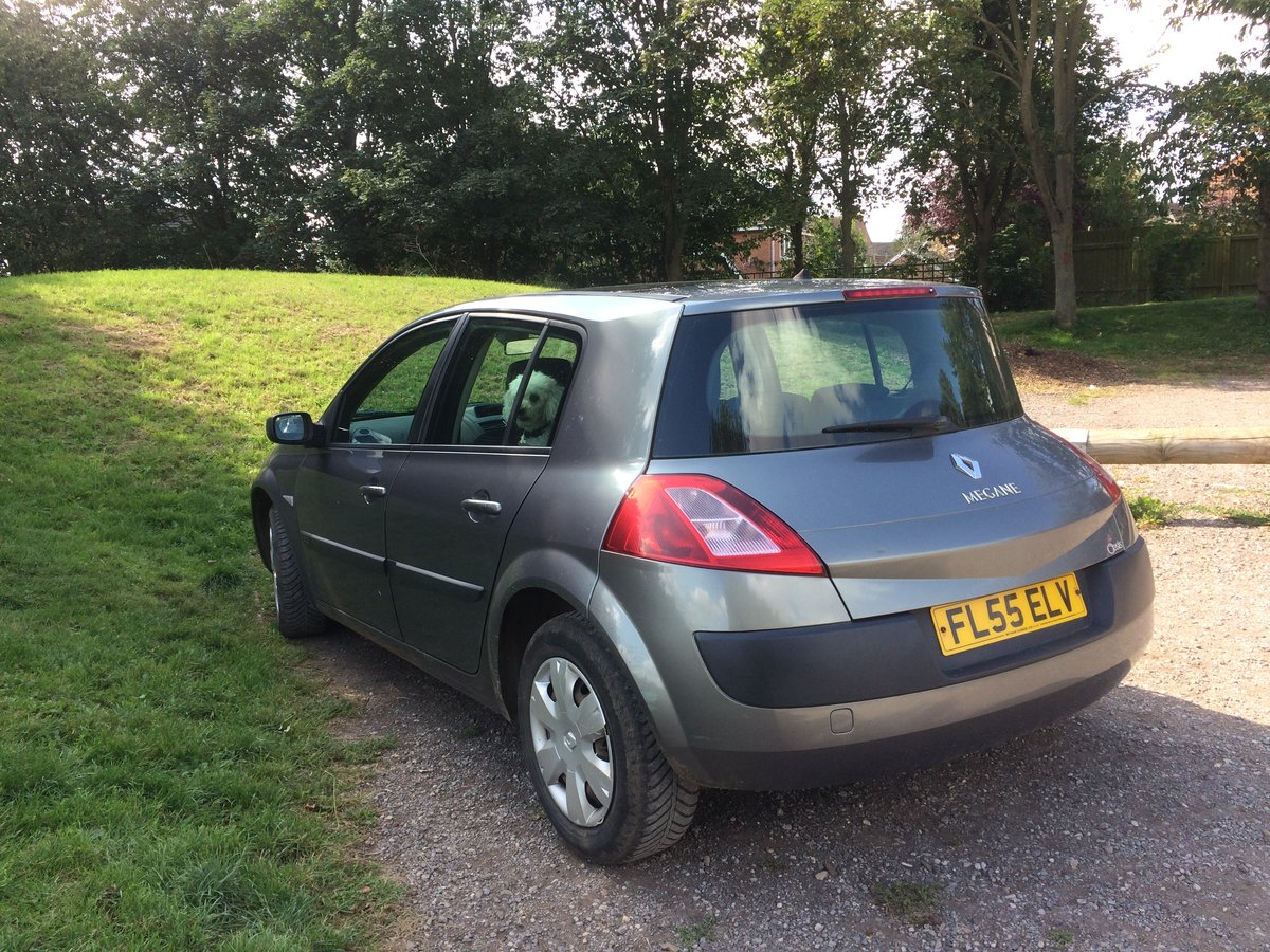 2005 Megane 1.5 dci   For Sale (picture 2 of 5)
