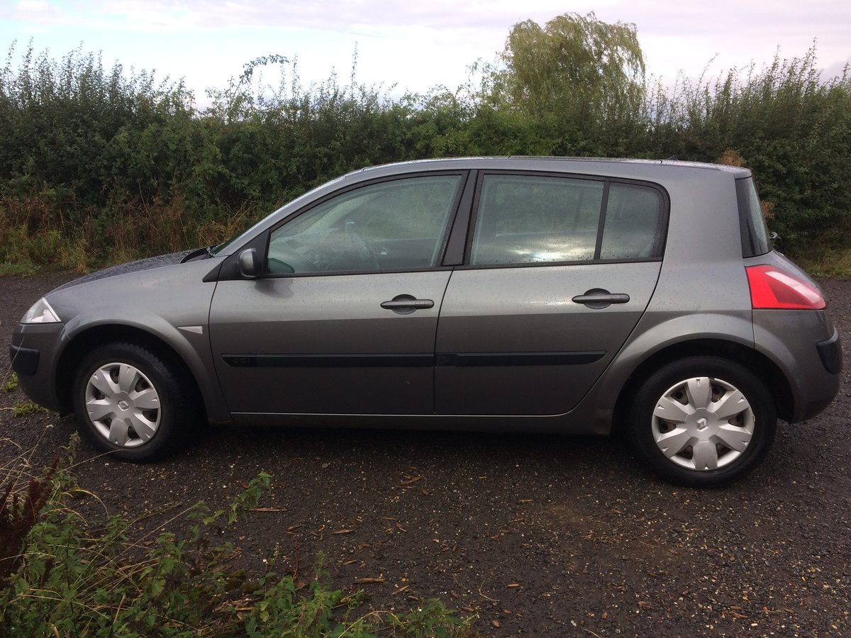 2005 Megane 1.5 dci   For Sale (picture 4 of 5)