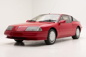 Renault Alpine V6 1986 For Sale by Auction