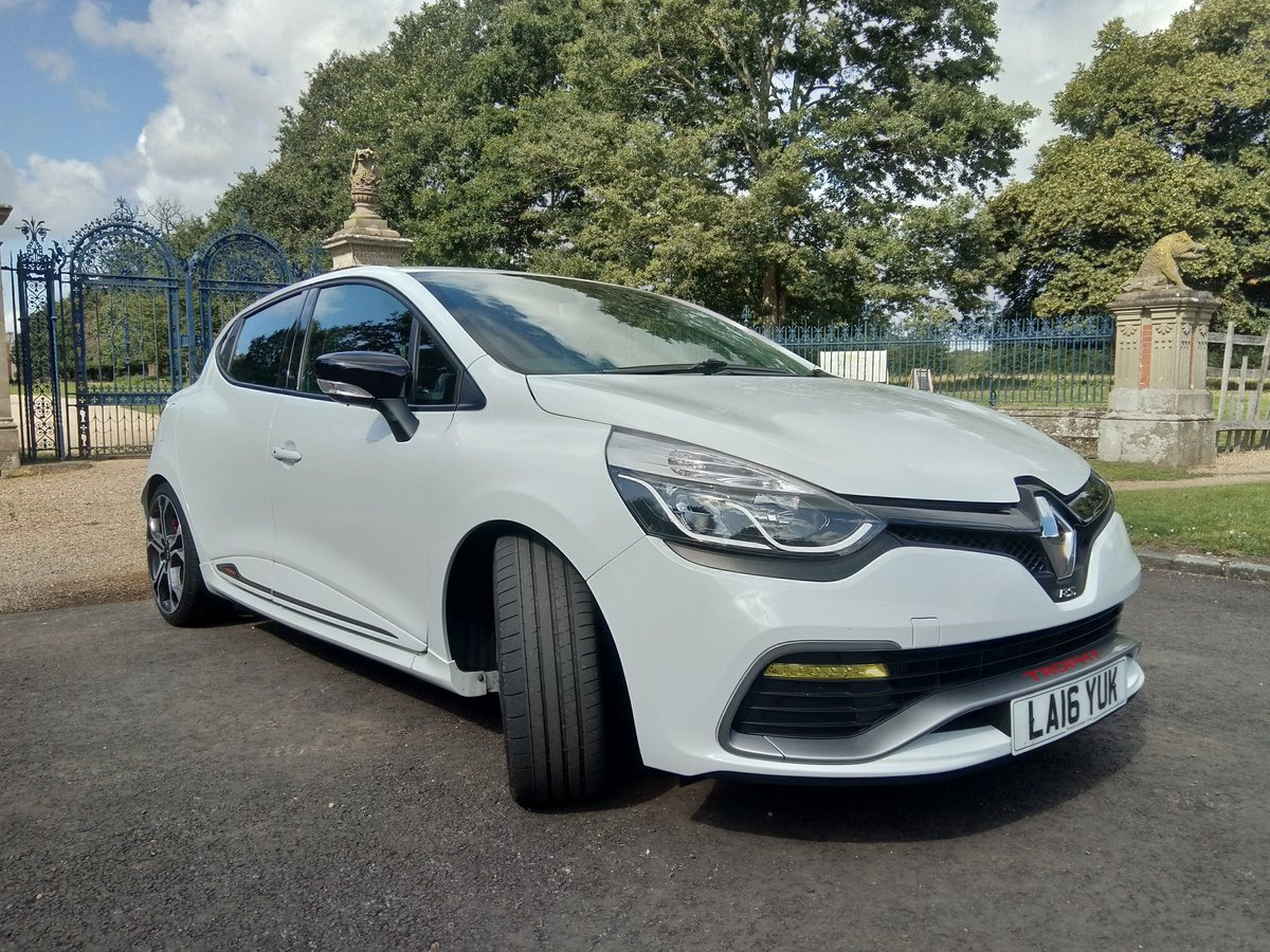 2016 Renaultsport Clio RS220 Trophy For Sale (picture 2 of 6)