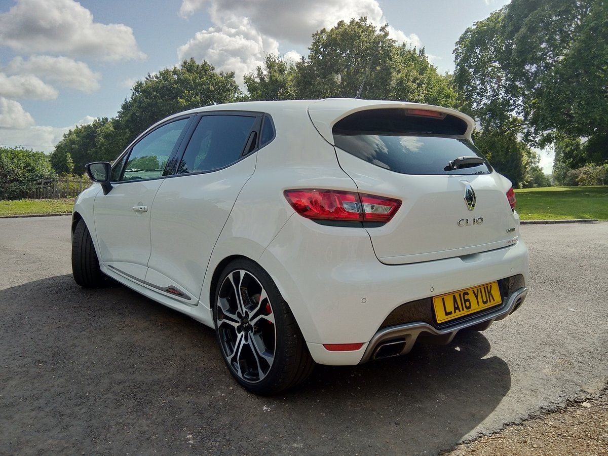 2016 Renaultsport Clio RS220 Trophy For Sale (picture 3 of 6)