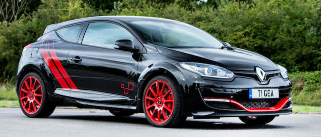 2015 RENAULT MEGANE TROPHY R For Sale by Auction