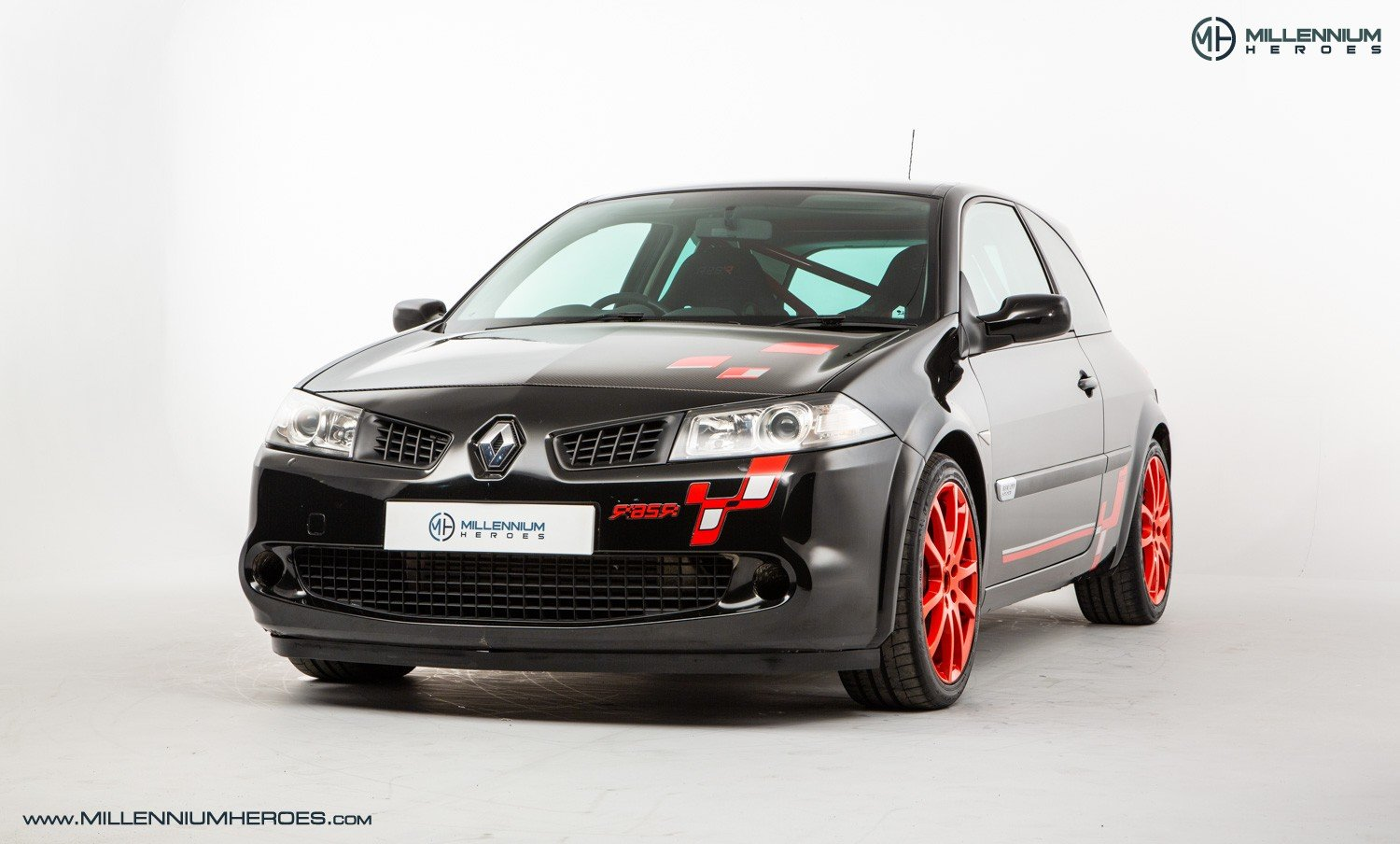 2009 RENAULT MEGANE R26.R  SOLD (picture 1 of 6)