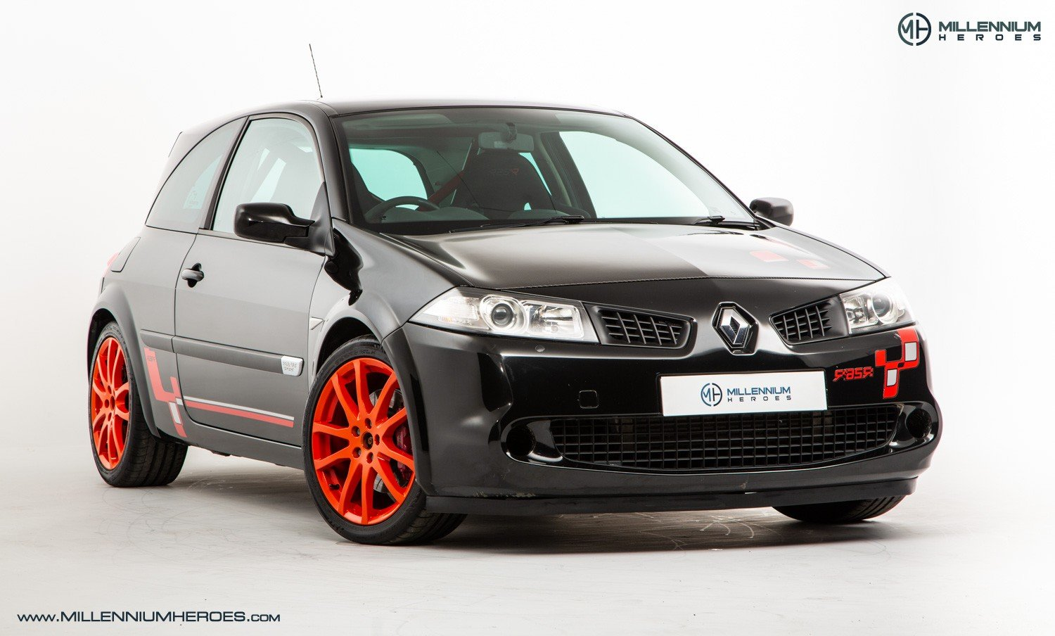 2009 RENAULT MEGANE R26.R  SOLD (picture 2 of 6)