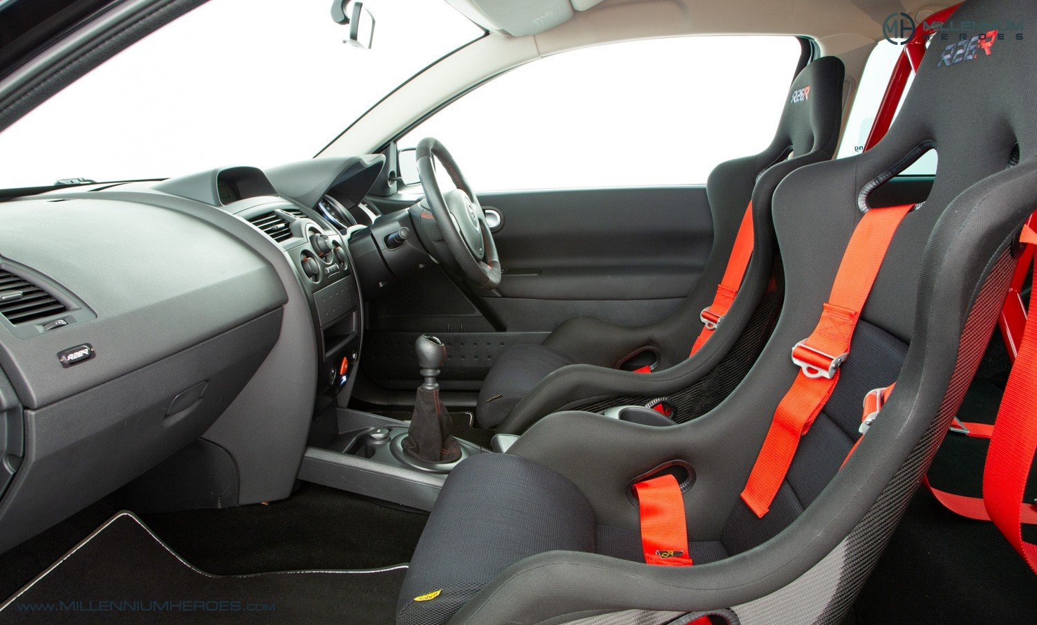2009 RENAULT MEGANE R26.R  SOLD (picture 5 of 6)