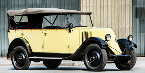 1929 RENAULT 6CV TORPEDO For Sale by Auction