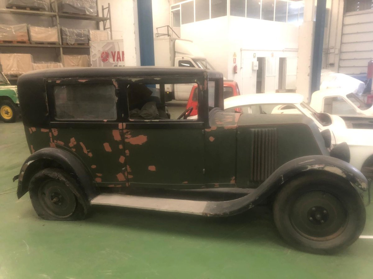 1928 Renault nn 15hp For Sale (picture 5 of 6)