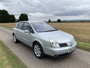 2004 Renault Vel Satis 3.5v6 *1 owner from new* For Sale