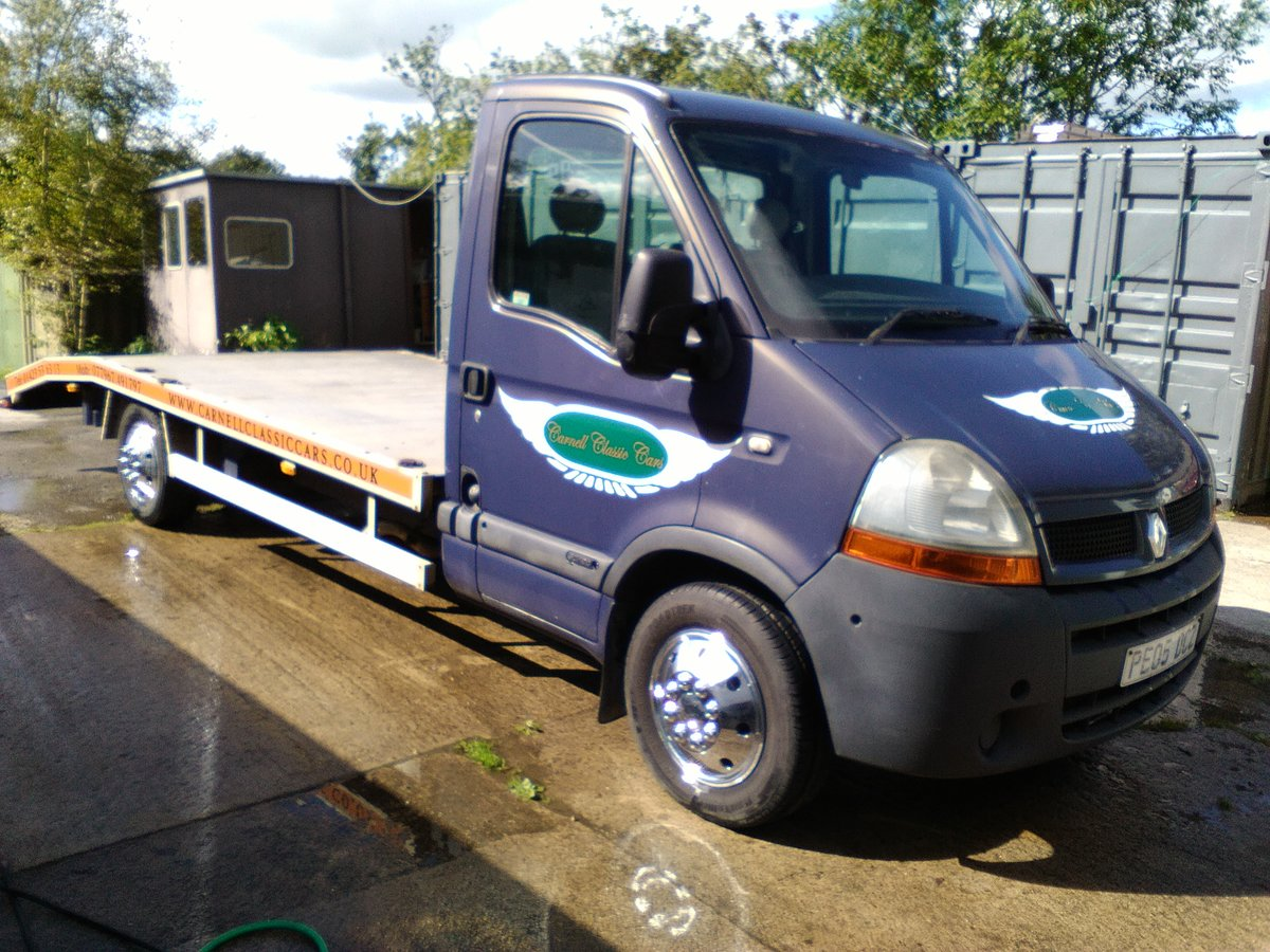 2005 VERY SMART RECOVERY TRUCK For Sale (picture 1 of 6)
