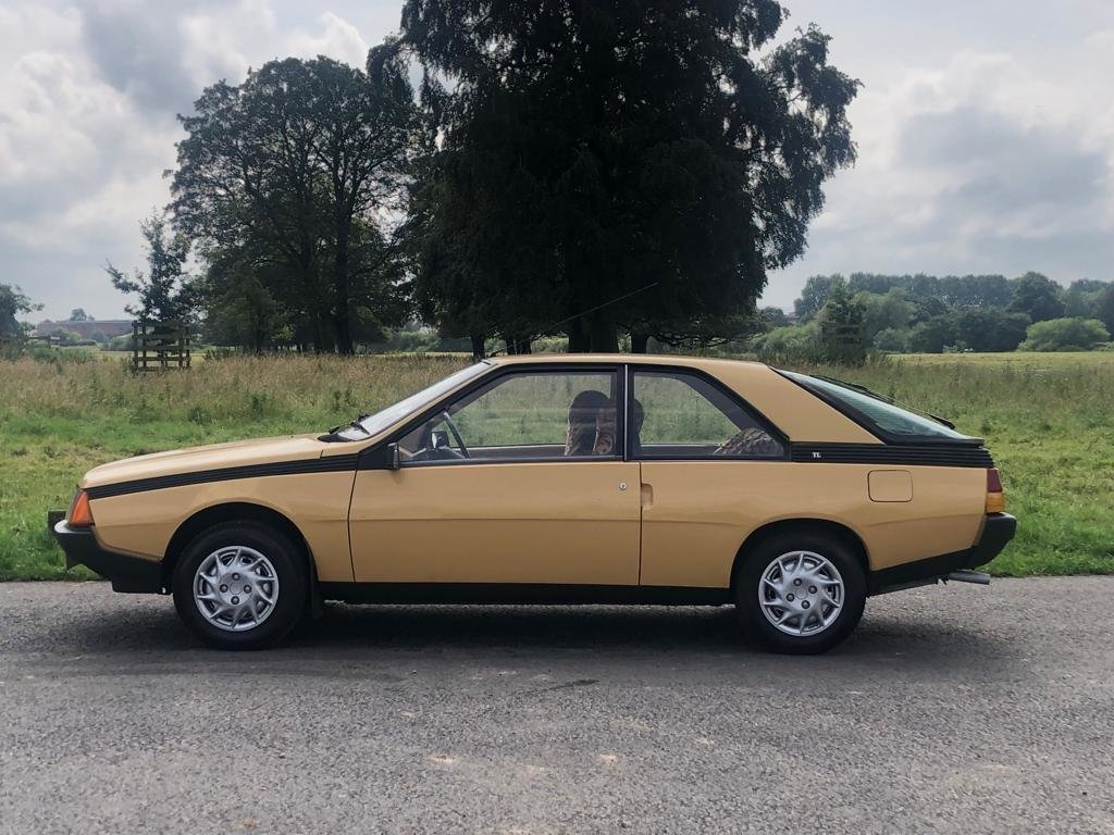1984 Renault Fuego TL For Sale (picture 2 of 6)