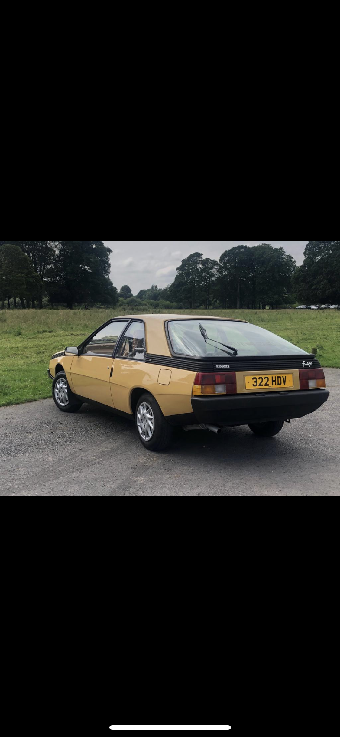1984 Renault Fuego TL For Sale (picture 3 of 6)