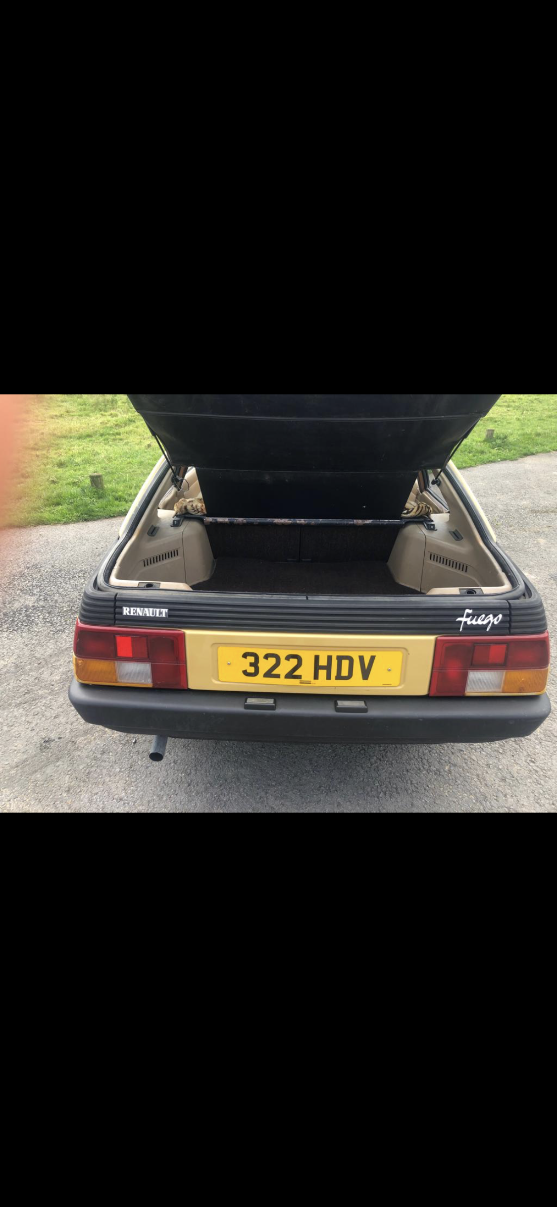 1984 Renault Fuego TL For Sale (picture 5 of 6)