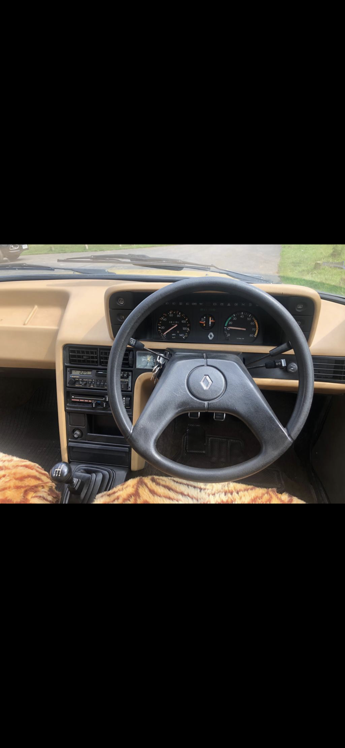1984 Renault Fuego TL For Sale (picture 6 of 6)