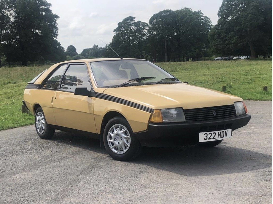 1984 Renault Fuego TL For Sale (picture 1 of 6)