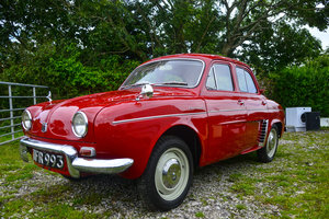 1960 Renault Dauphine For Sale
