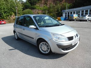 2007 Renault Scenic Auto only 52k miles diesel  For Sale