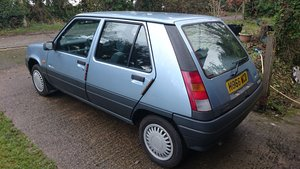 1990 Renault 5 Prima 1.4 Petrol Auto 44202 mileage  For Sale