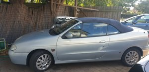 2001 Renault Megane convertible For Sale