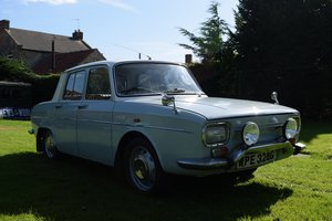 1968 RENAULT 10 - SO RARE & QUIRKY. SWEET & NEAT! For Sale