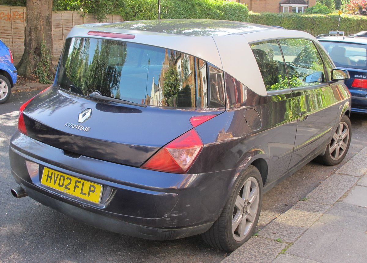 2002 Renault Avantime Drives great,new MOT,ULEZfriendly For Sale (picture 2 of 6)