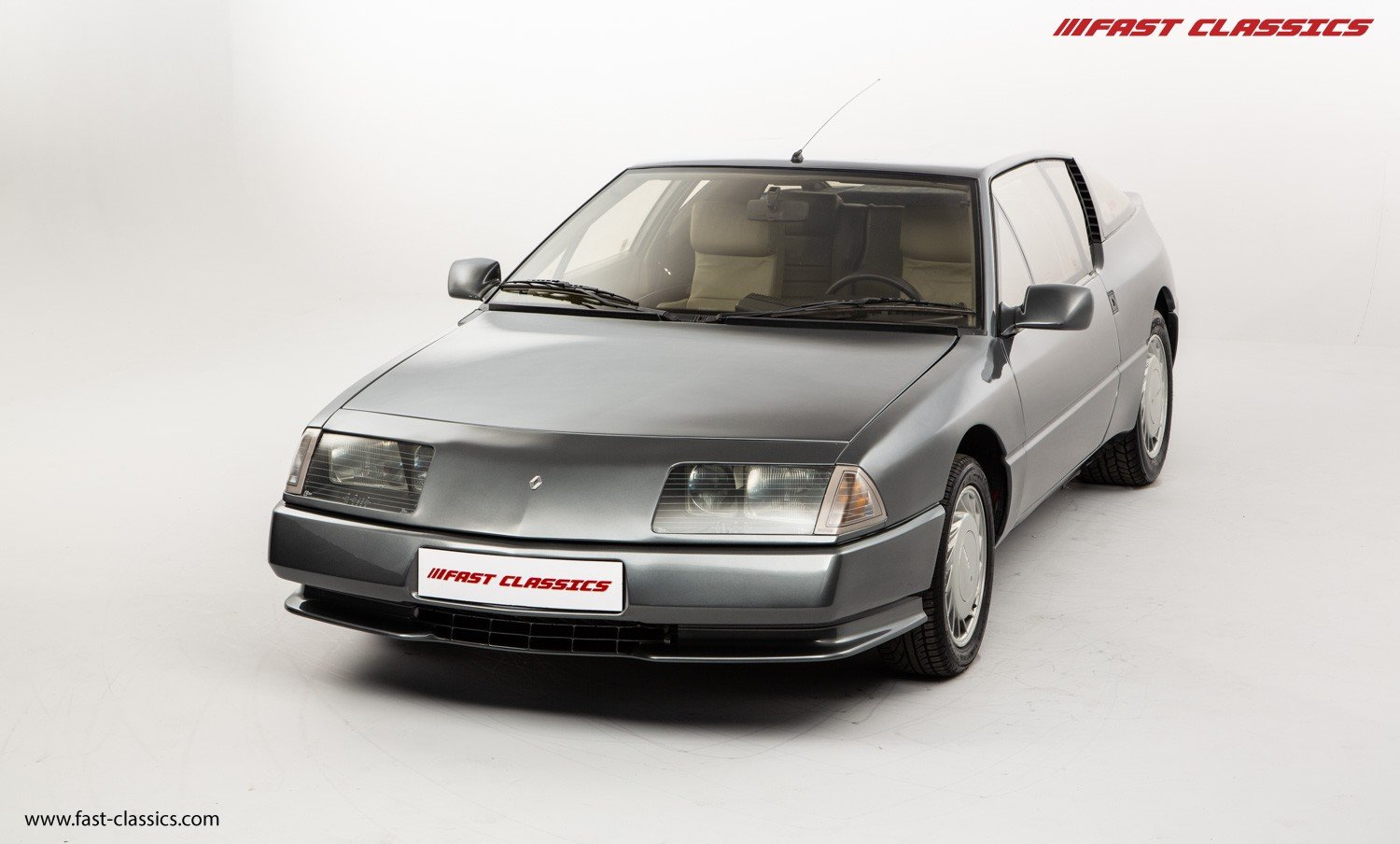 1987 RENAULT ALPINE GTA V6 TURBO // 44K MILES // MECHANICAL RESTO For Sale (picture 2 of 6)