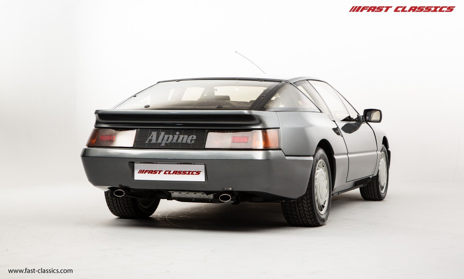 1987 RENAULT ALPINE GTA V6 TURBO // 44K MILES // MECHANICAL RESTO For Sale (picture 3 of 6)