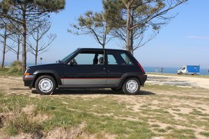 1986 RENAULT 5 GT TURBO - PHASE 1